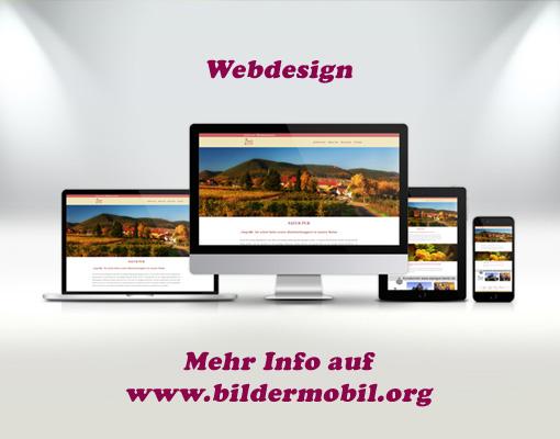 Webdesign auf bildermobil.org